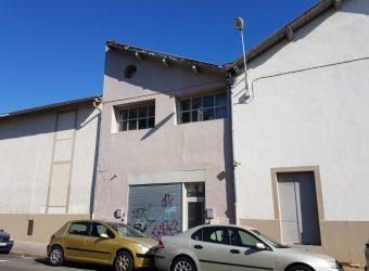 Lyon 7ème – 5 rue de Toulon – Bureaux et Entrepôt