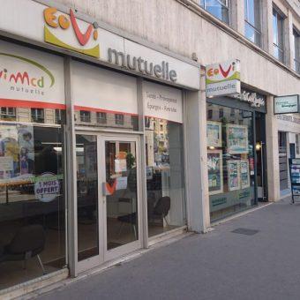 Lyon –  Murs commerciaux loués