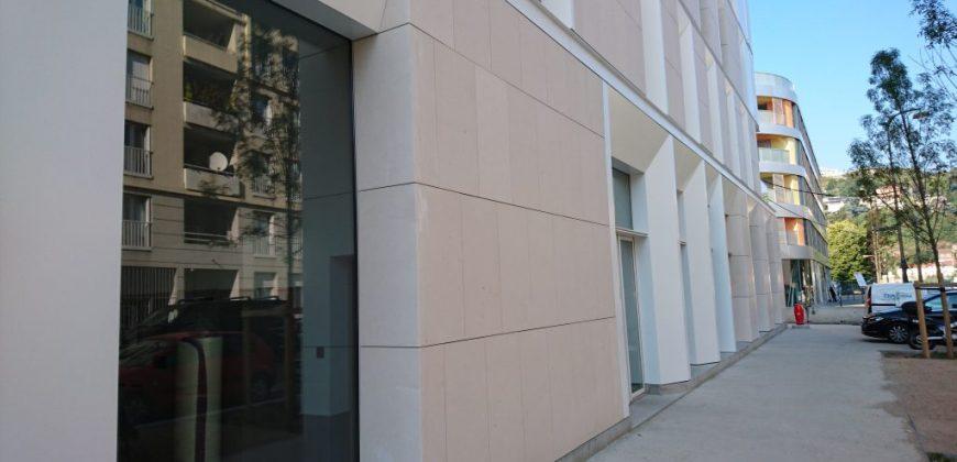 Lyon Confluence – Murs de Commerce