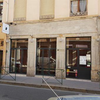 LYON Croix-Rousse 69004 – Murs commerciaux A VENDRE loués