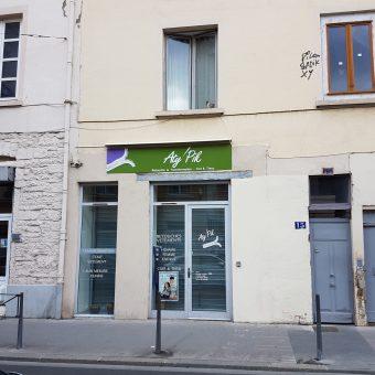 LYON 69004 – Rue Belfort – Murs commerciaux A VENDRE occupés