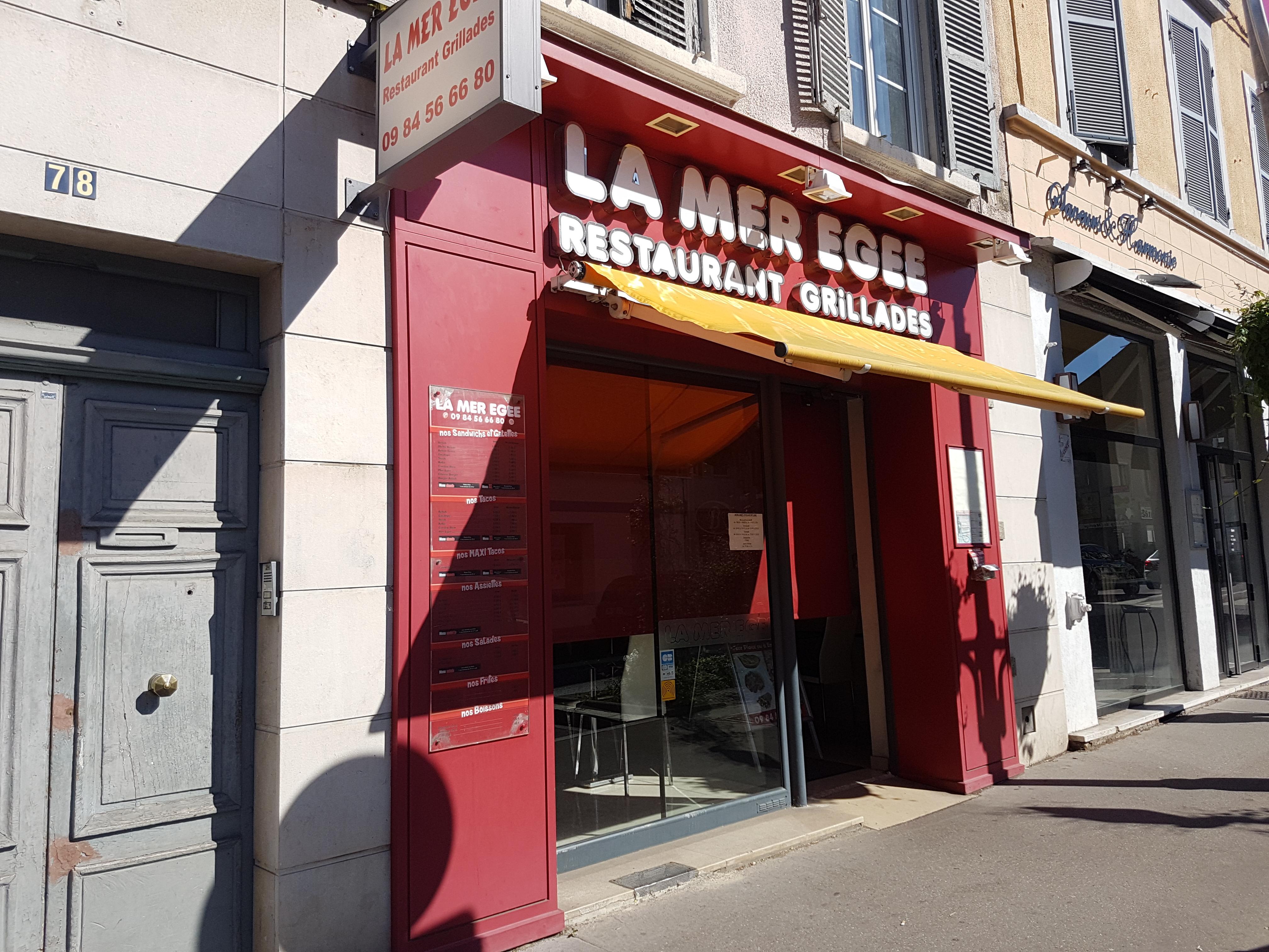 TASSIN-LA-DEMI-LUNE – Avenue Charles De Gaulle – Murs commerciaux A VENDRE loués