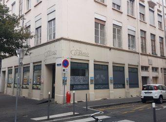 LYON 69004 – Rue DE NUITS/ DUMONT D'URVILLE – A VENDRE murs commerciaux libres et divisibles