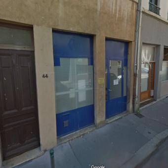 LYON 69003 – Murs commerciaux A VENDRE loués