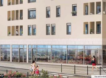 LYON 69007 – Grande Rue de la GUILLOTIERE –  A VENDRE murs commerciaux libres