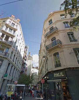 LYON 69001 – Rue de l'ARBRE SEC – A VENDRE bureaux libres