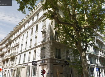LYON 69003 – Avenue de Saxe – A VENDRE APPARTEMENT/BUREAUX – 193 m²