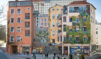 LYON 69004 – QUARTIER HENON- A VENDRE Murs commerciaux occupés