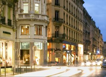 Emplacement N°1, Rue Edouard Herriot,  LYON 2ème, Boutique à céder