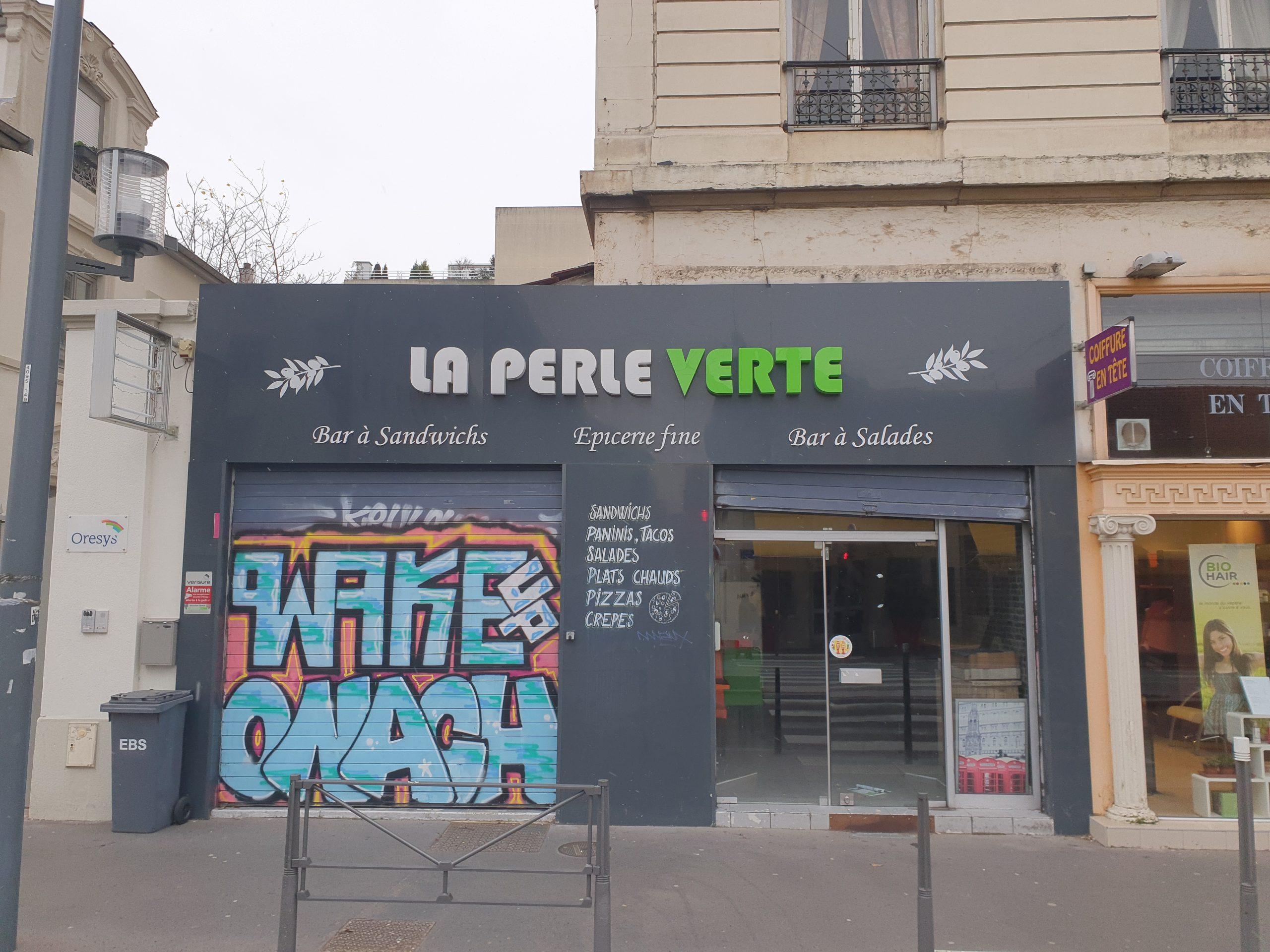 A LOUER – Local Commercial – 80 m² – COURS LAFAYETTE – LYON 69003