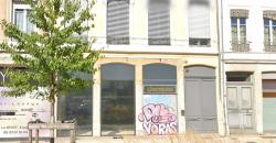 A LOUER – Local Commercial – 209 m² – RUE GARIBALDI – LYON 69003