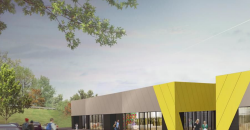 A LOUER – Local Commercial – 250 m² – ZAC DES BOUCHARDES – CHAINTRE 71570
