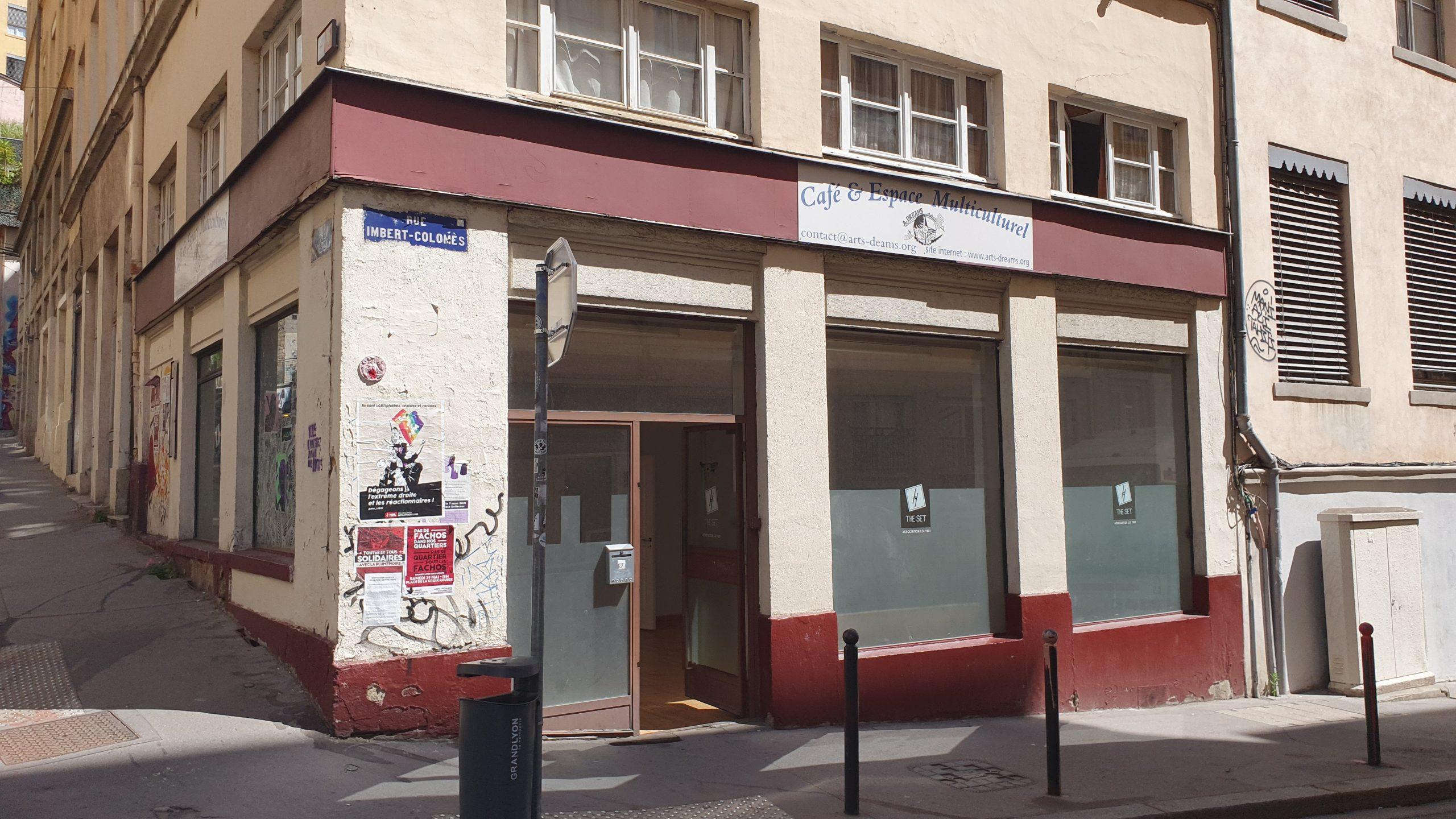 A VENDRE – Local Commercial – 111 m² – RUE POUTEAU – LYON 69001