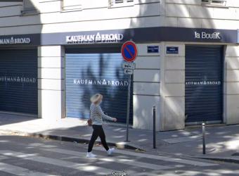 A LOUER – Local commercial – 87 m² – AVENUE DE SAXE – LYON 69003