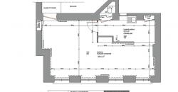 A LOUER – BUREAUX LIBRES – 50m² – QUAI JULES COURMONT – LYON 69002