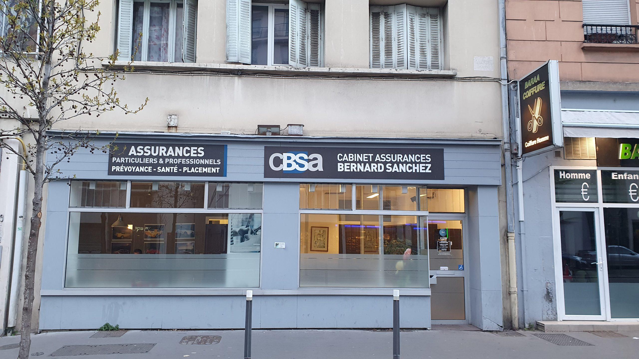 A LOUER – Local commercial – 62 m² – COURS TOLSTOÏ – VILLEURBANNE 69100
